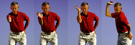 Make Elbow Room for Iron Play Success - Golf Tips Magazine