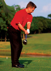 Single-Axis Backswing