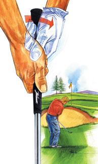 Grip Weak For Strong Lobs - Golf Tips Magazine