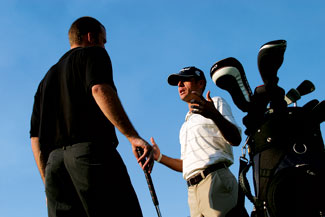 Choosing A Golf School