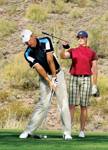 Straighten Your Tee Shots Golf Tips Magazine