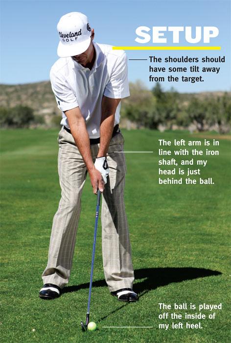 Golf Setup Lessons