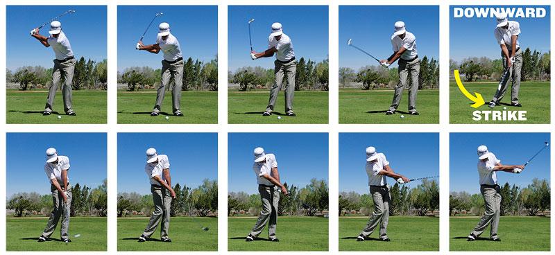 Iron Play Simplified Golf Tips Magazine