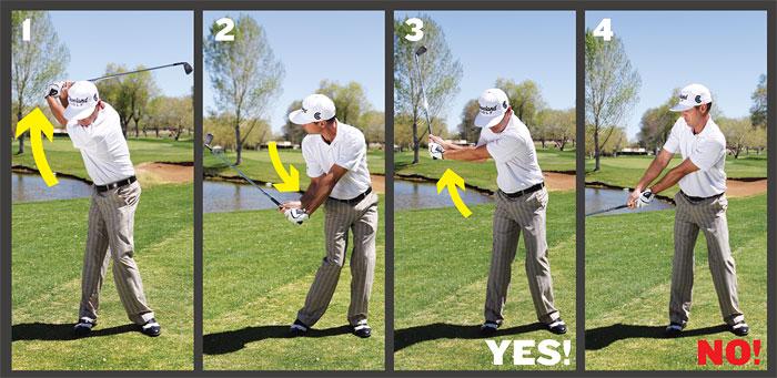Iron Play Simplified - Golf Tips Magazine