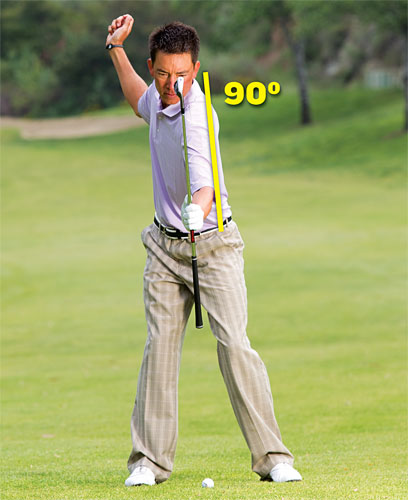Too Much Right Hand In Golf Swing Armchair Golf Blog