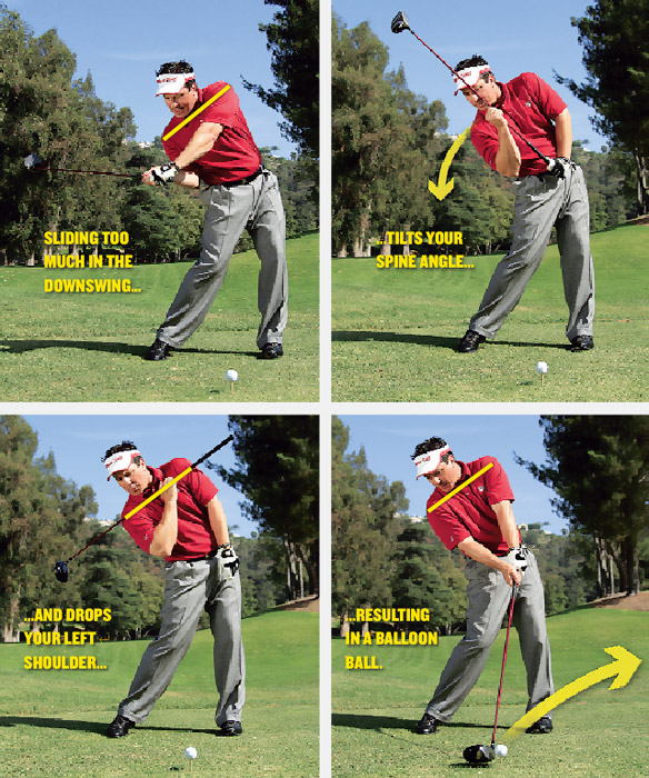 Drive 4 Show Golf Tips Magazine
