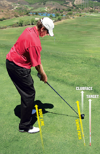 Never Lay Up Golf Tips Magazine