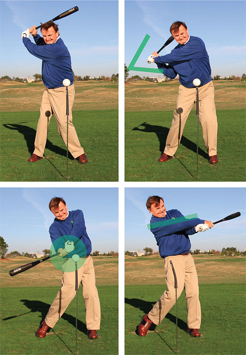 Build An Athletic Golf Swing Golf Tips Magazine