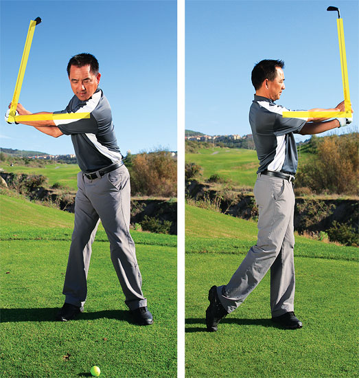 Theres A Way To Improve Your Impact With The Ball As Well Rest Of Swing But Its Not By Focusing On