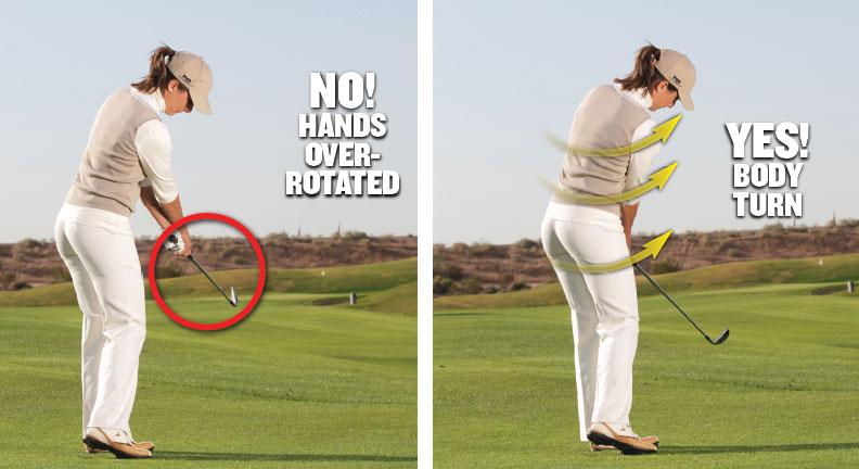 Learn Like A Pro - Golf Tips Magazine
