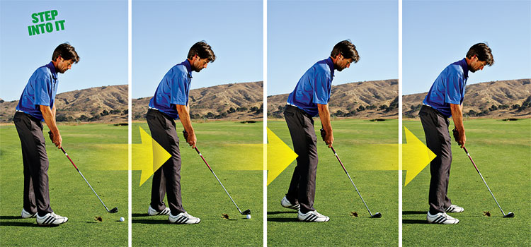 how to hit a low draw