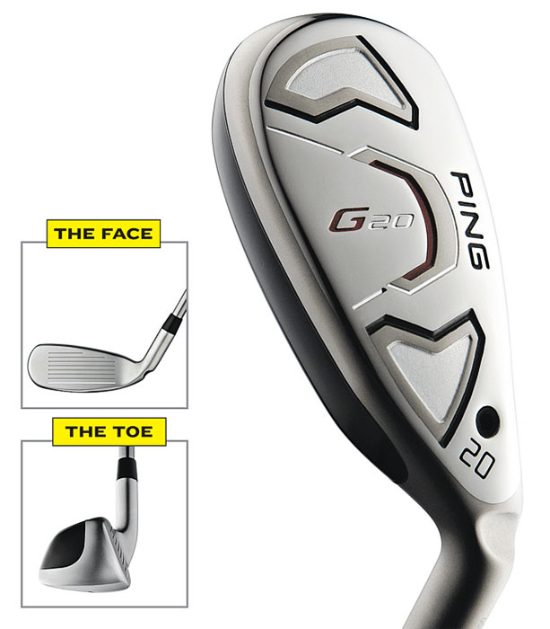 We Tried It Ping G20 Series Golf Tips Magazine