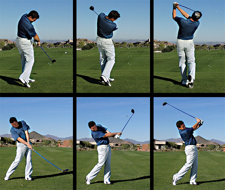 The Sequence Golf Tips Magazine