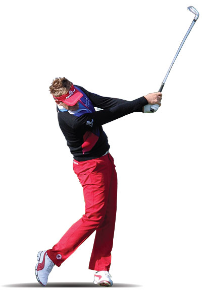 Ian Poulter-hand release
