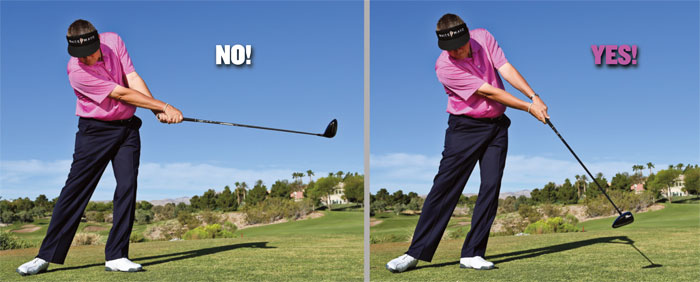 The Truth About Ball Flight - Golf Tips Magazine