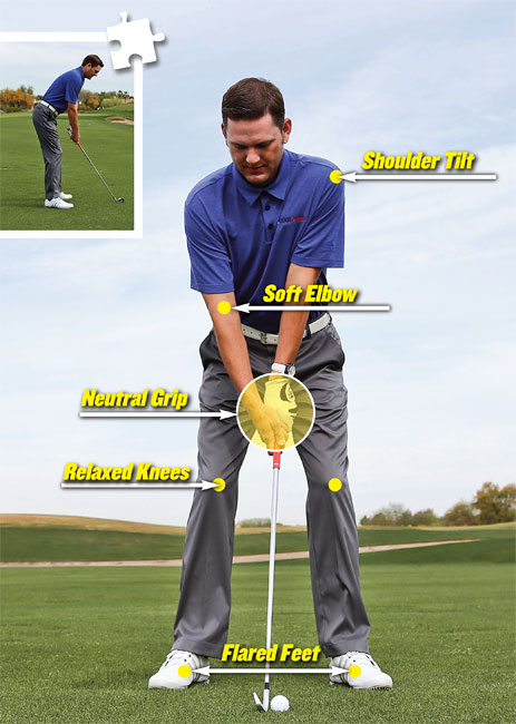 6 Piece Golf Swing - Golf Tips Magazine