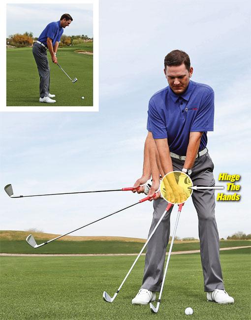 6 Piece Golf Swing Golf Tips Magazine