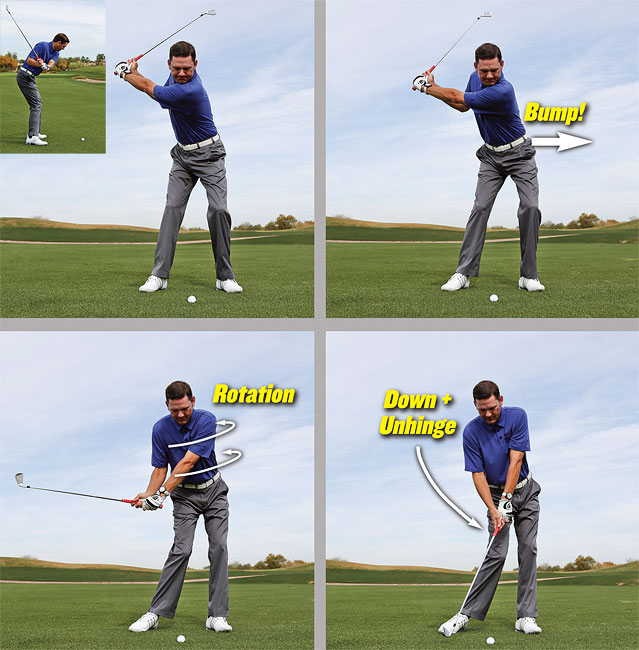 How To Swing A Golf Club - Improve Your Golf Swing - UBERGOLF