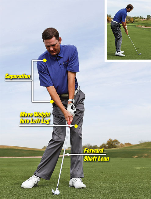 How To Swing A Golf Club - Improve Your Golf Swing