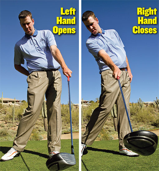 Play The Right Hand - Golf Tips Magazine