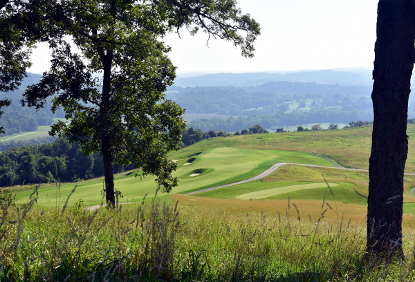 4. The Dye Course at French Lick