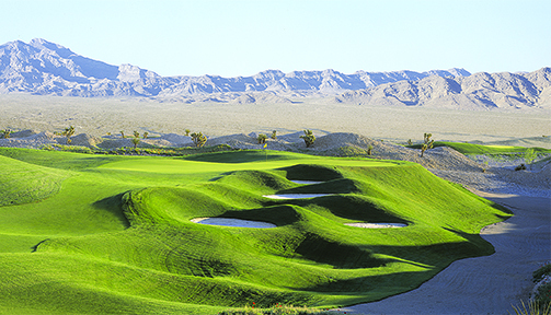 7. The Wolf at Paiute Resort