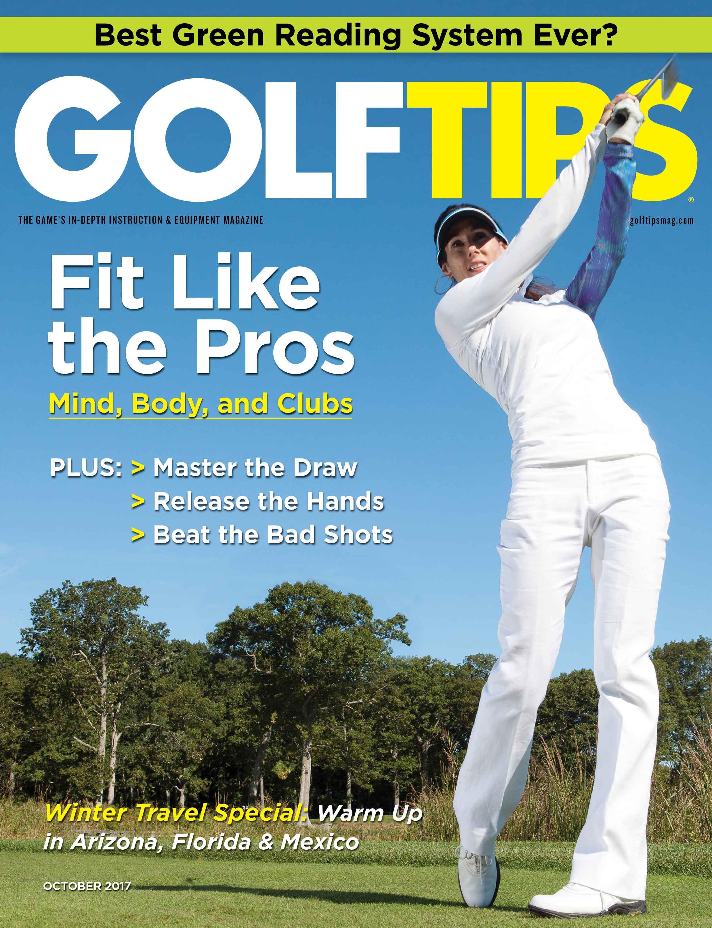 Golf Tips September-October 2017