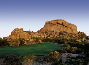 Winter Golf Travel The Boulders