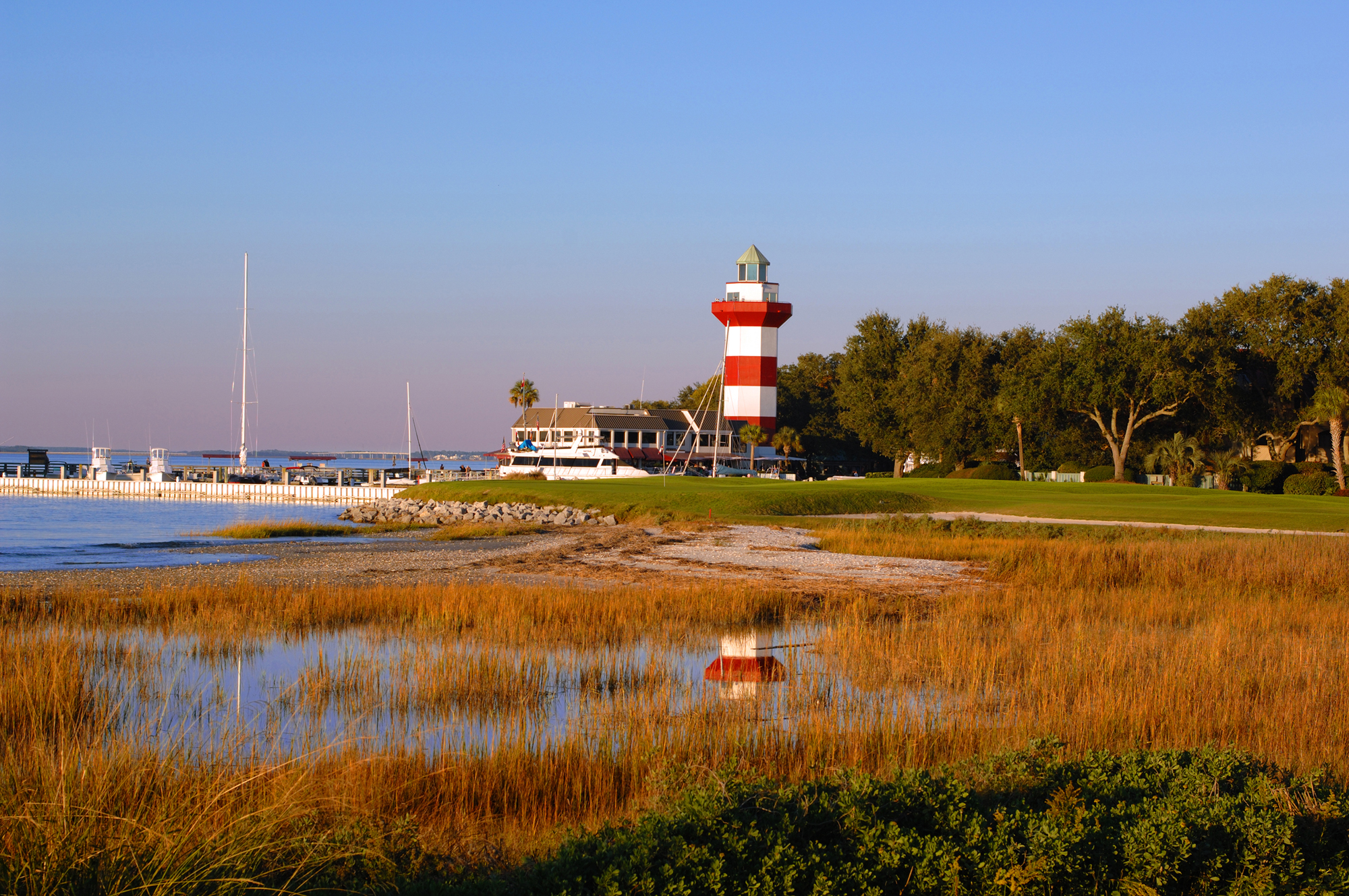 Hilton Head - Harbour Town Golf Links
