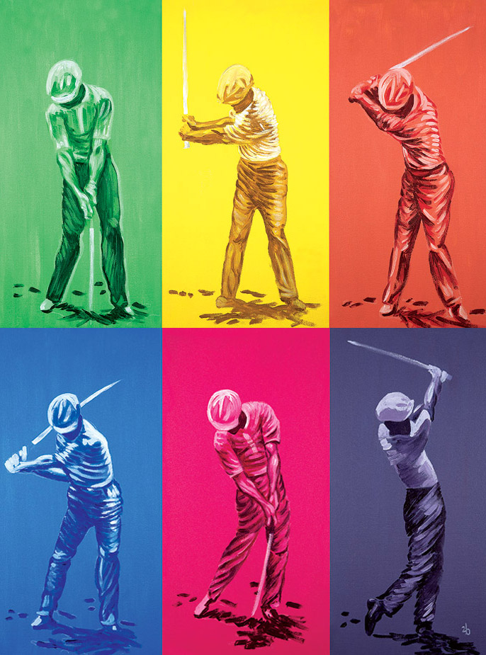 during my lifelong quest to help people play better golf, i've observed  that the majority of golfers struggle to develop sound swing fundamentals