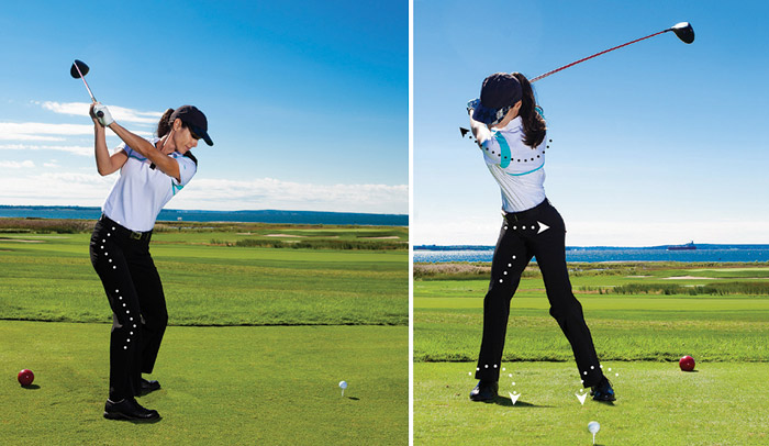 Women's Golf: I Want More Distance Now!