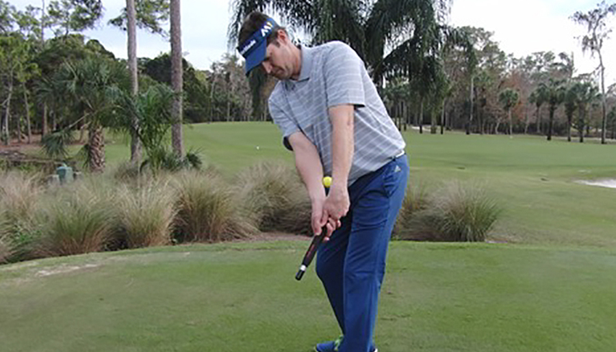 ImpactSnap trains you how to properly release the club through the swing.