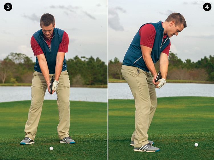 Flatten That Backswing Wrist - Golf Tips Magazine