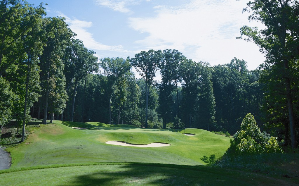 Williamsburg Green Course Hole 9