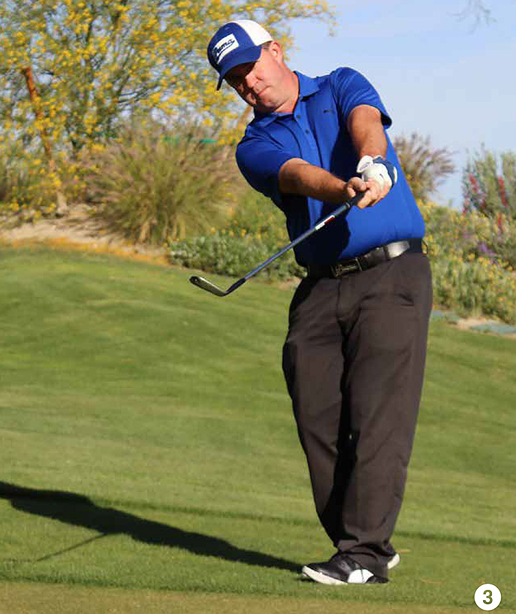Chipping and Pitching Drill