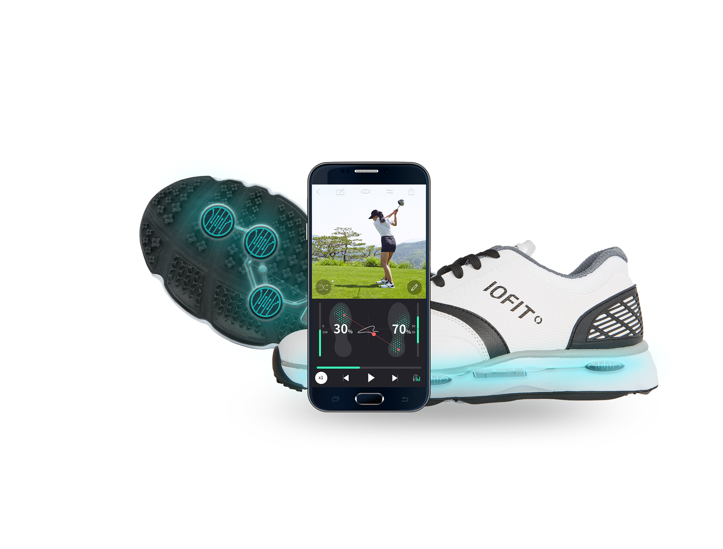 Iofit Golf Shoe