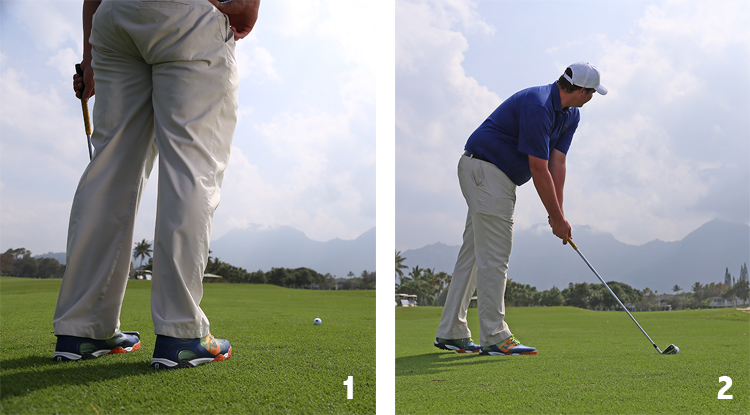 Beat Golf Doubt - Visualize