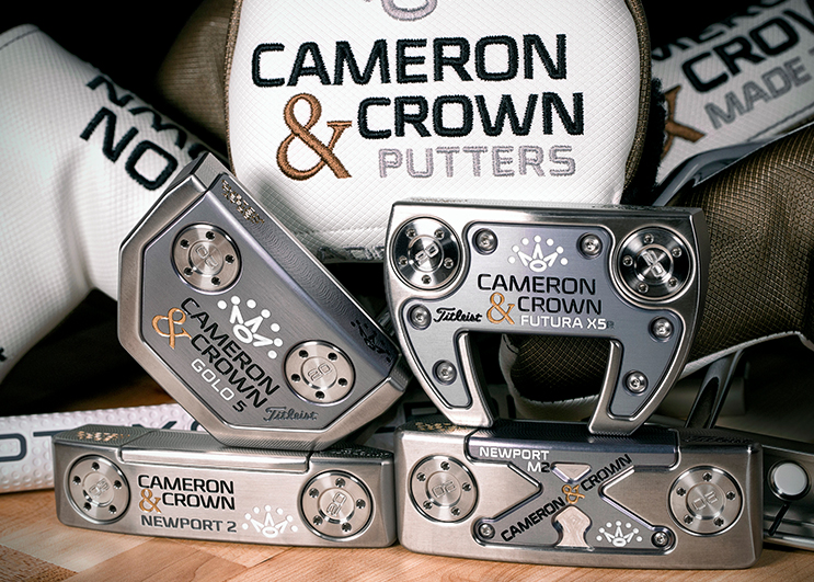 Scotty Cameron's 'Crowning' Achievement