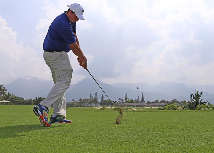 Douse the Golf Doubt!