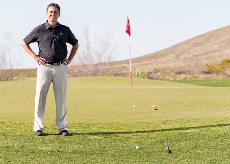 Beat The Golf Anchoring Ban
