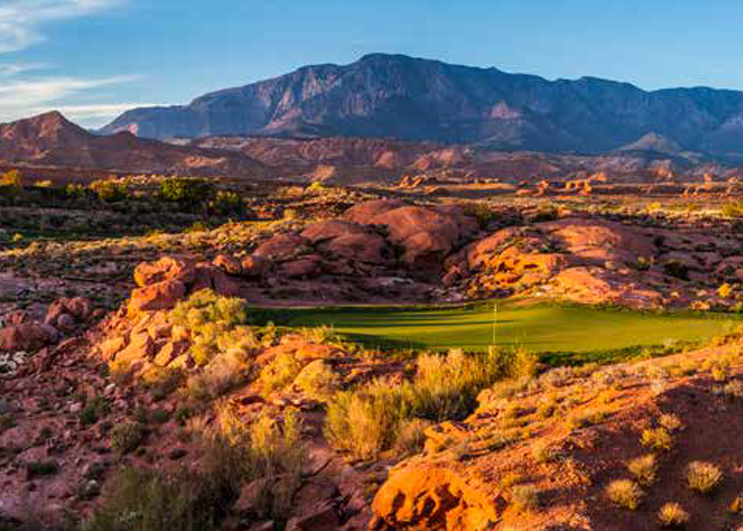 Sweet On St. George Golf