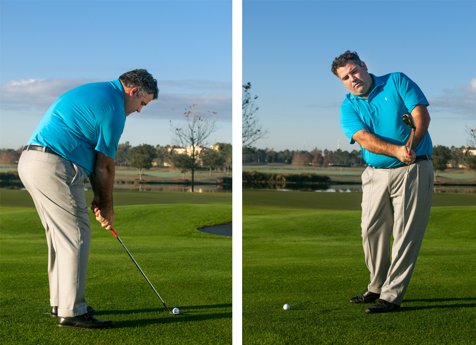 Anti-Fundamentals: Open Stance and Swing Left