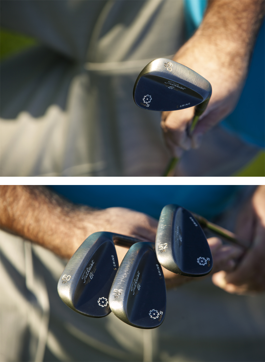 Anti-Fundamentals: Different Wedges For Different Shots