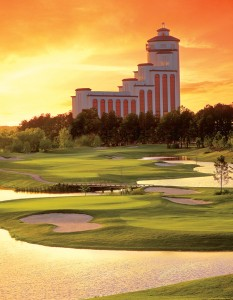 Contraband Bayou Golf Course