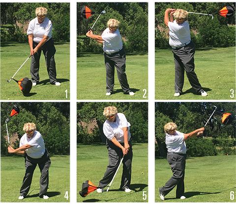 Golf Chute