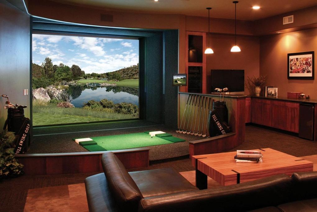Full Swing Golf S2