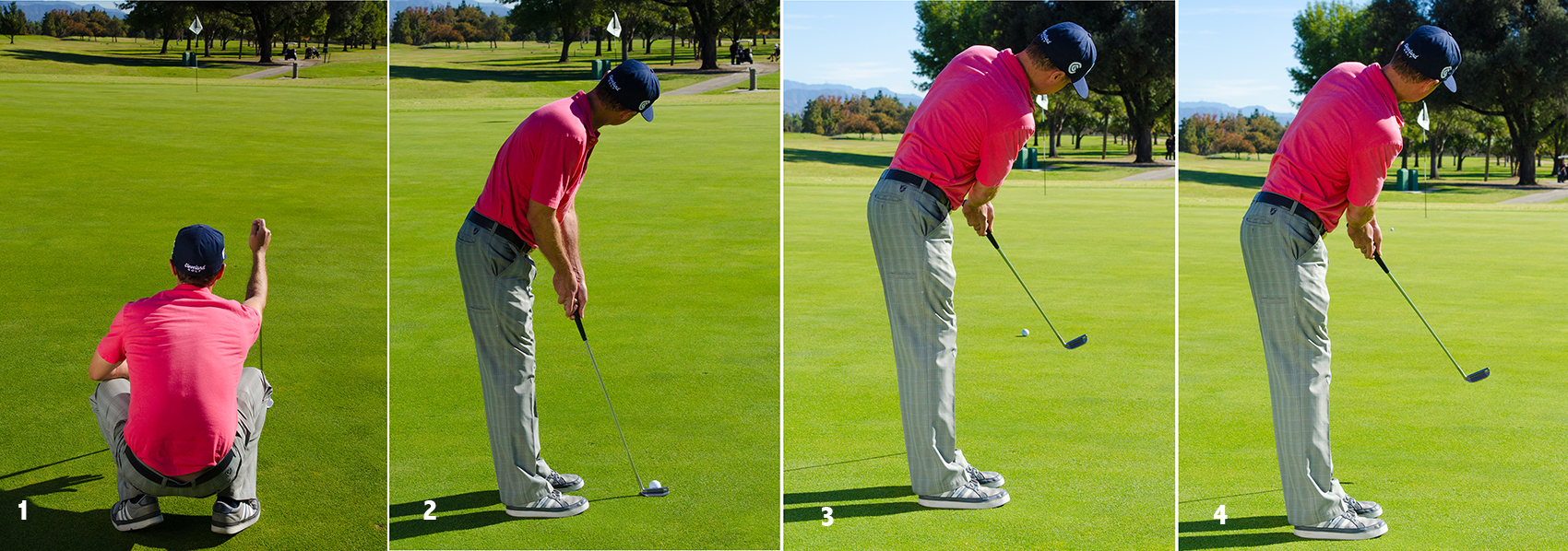 Bobby Hinds Lag Putting