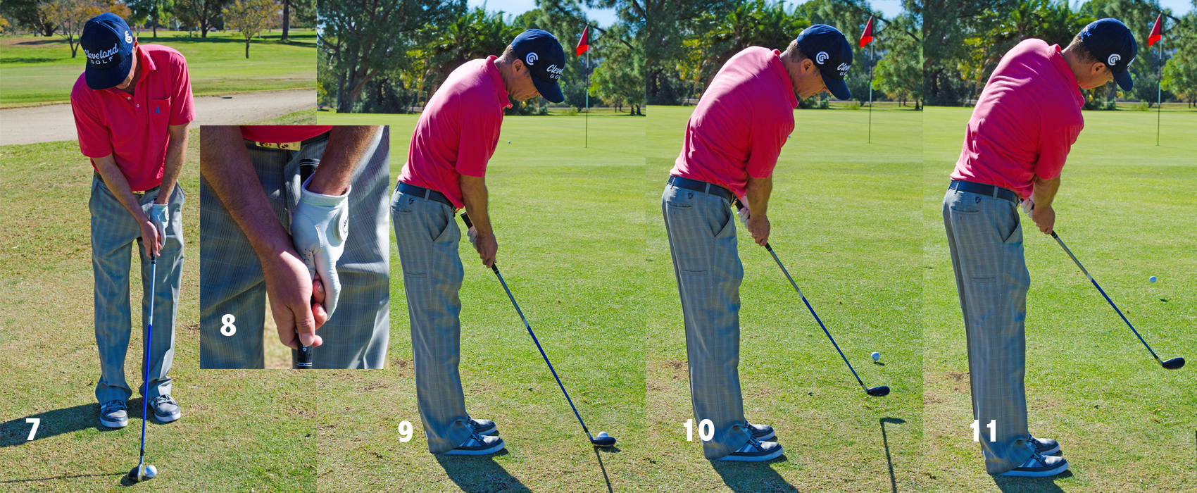 Bobby Hinds Hybrid Chipping
