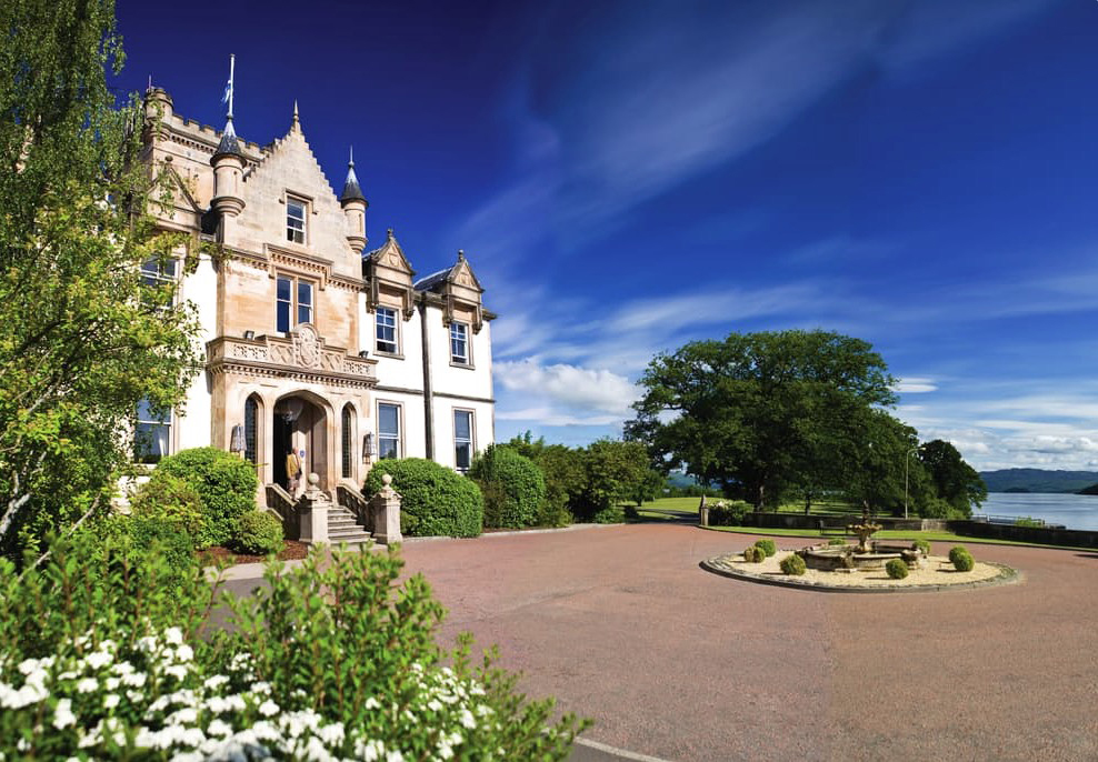 Cameron House, Loch Lomond, Scotland