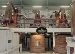 Glengoyne Distillery, near Killearn, Scotland